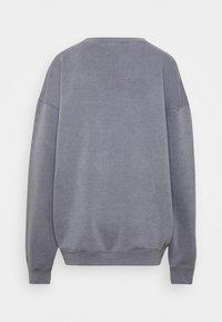 Missguided Tall - WASHED SWEAT - Sweatshirt - grey - 1