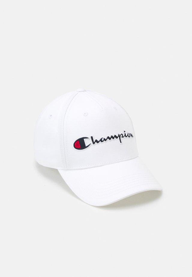 BASEBALL UNISEX - Cap - white