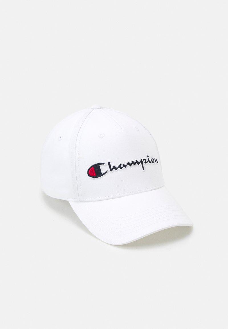 Champion Reverse Weave - BASEBALL UNISEX - Keps - white