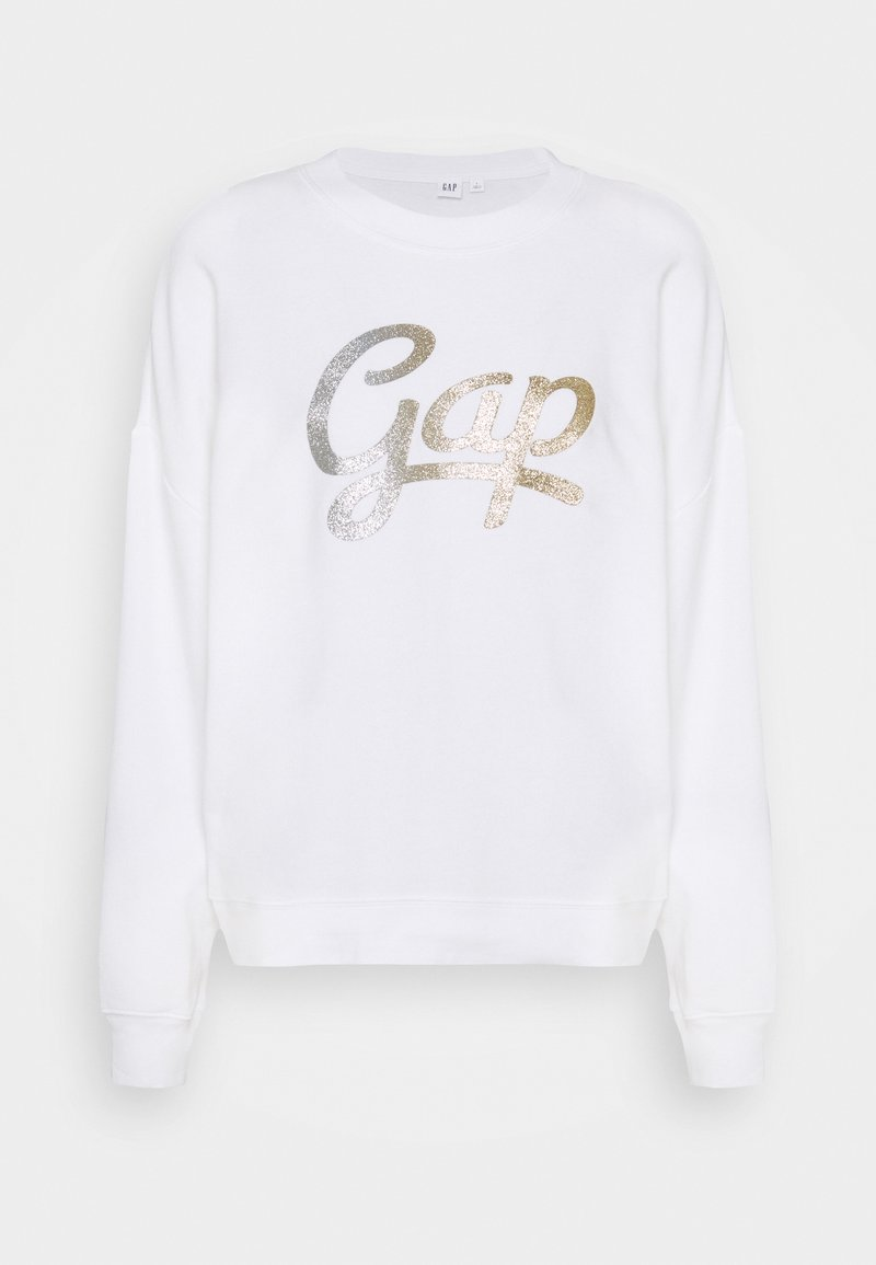 GAP - OMBRE - Sweatshirt - white