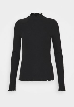 VMWILMA - Long sleeved top - black
