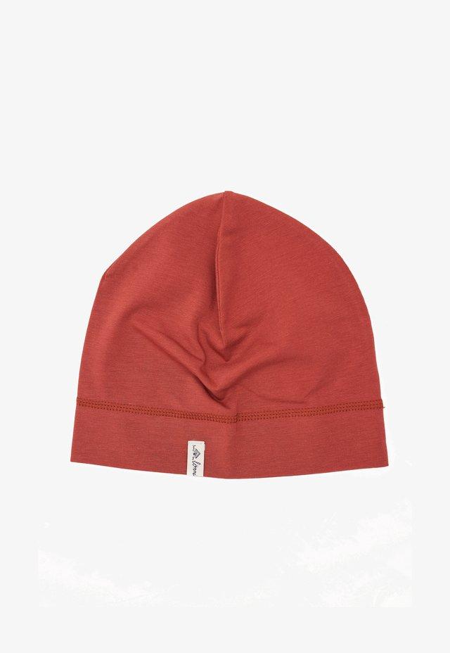 LEO - Beanie - red