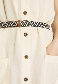 Ragwear - ANTOLIA DRESS - Day dress - off white - 5