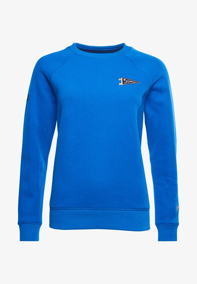 COLLEGIATE ATHLETIC  - Sweatshirt - neptune blue