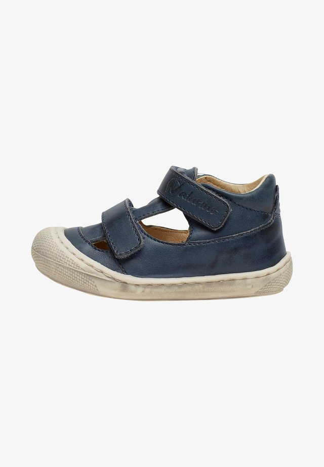 PUFFY - Baby shoes - blue