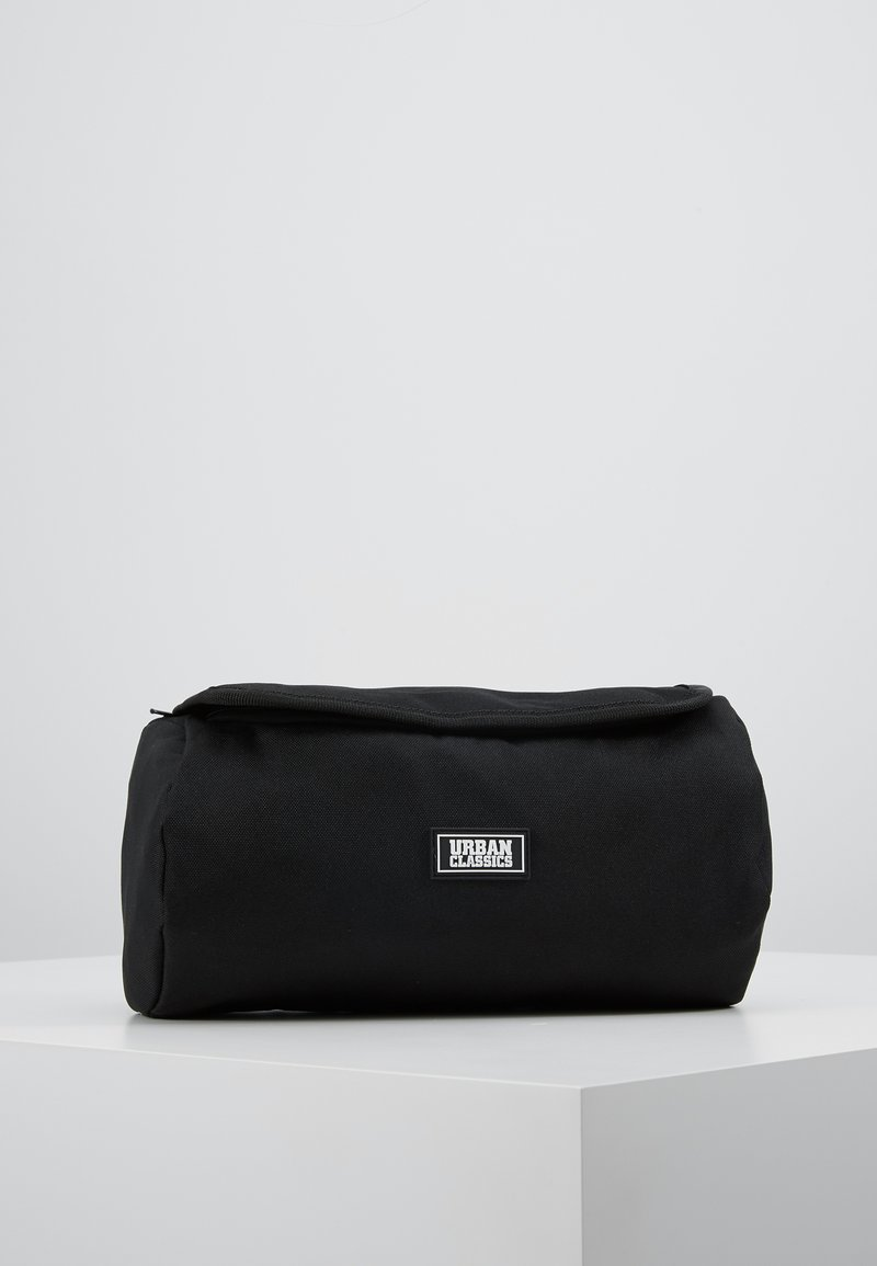 Urban Classics - COSMETIC POUCH - Wash bag - black