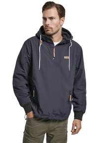Brandit - HERREN LUKE WINDBREAKER - Windbreaker - navy - 2