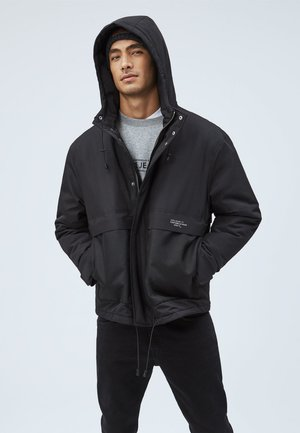 AUSTEN - Winter jacket - black