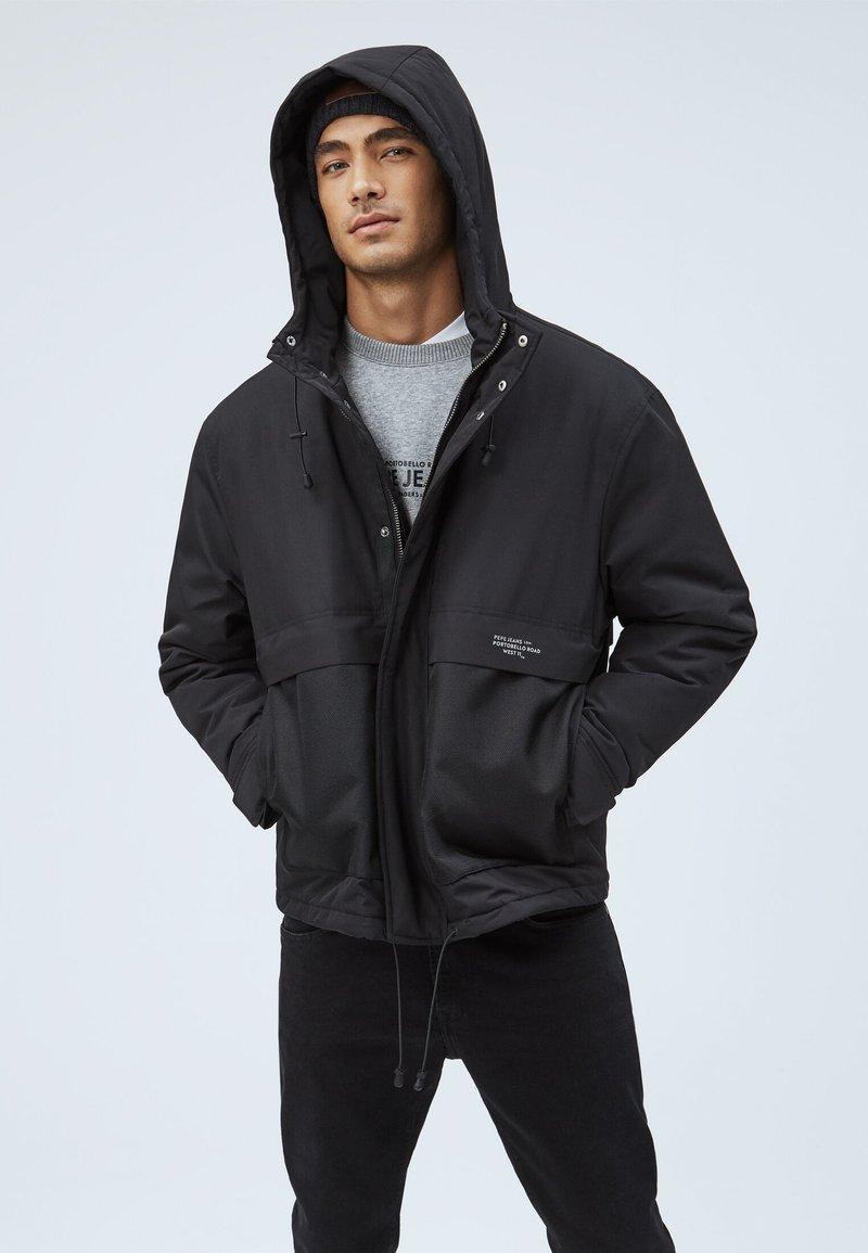 Pepe Jeans - AUSTEN - Veste d'hiver - black