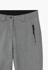 Icepeak - LACON UNISEX - Zimní kalhoty - light grey - 2