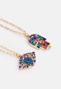 ALDO - SUTJESKA SET - Necklace - gold-coloured - 2