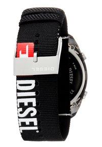 Diesel - CRUSHER - Digital watch - black - 1