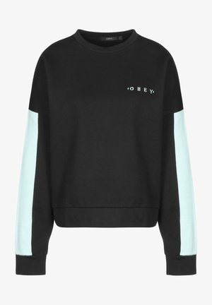 CLARISSA - Sweatshirt - black