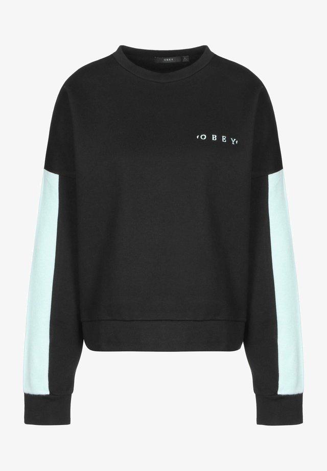CLARISSA - Sweatshirt - black