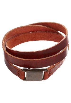 Armband - cognac