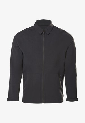 UTILITY TRACK TOP - Camisa - black