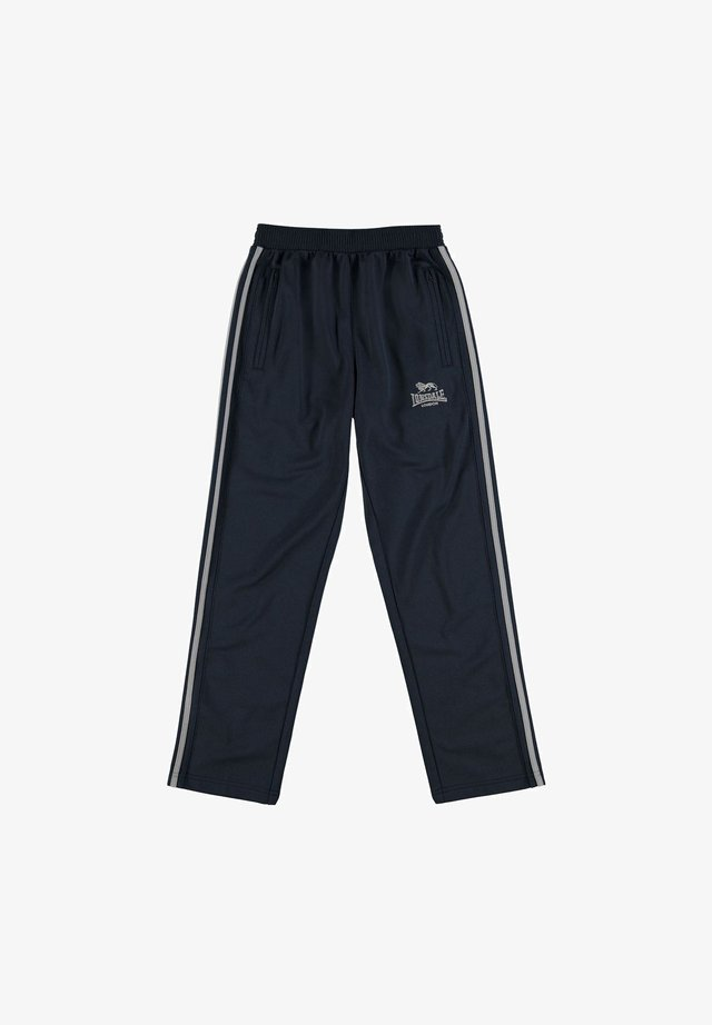 Pantalon de survêtement - marineblau/grau