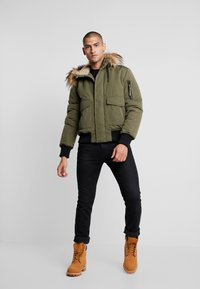 Replay - Veste d'hiver - military