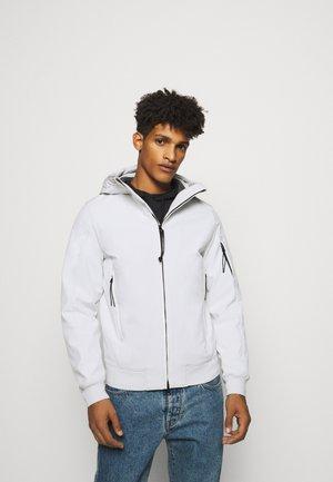 OUTERWEAR MEDIUM JACKET - Summer jacket - gauze white