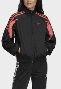 adidas Originals - TRACK TOP - Veste de survêtement - black - 4