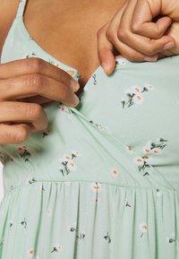 Hollister Co. - BARE FEMME SHORT DRESS - Kjole - mint - 5