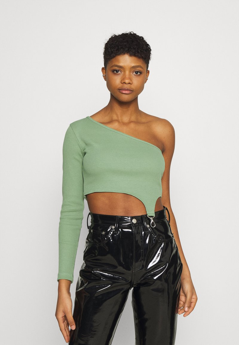 The Ragged Priest - JOURNEY - Long sleeved top - green