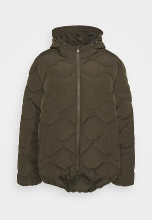 LOUNA - Down jacket - sage