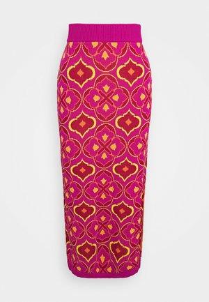 JASMINE SKIRT - Blyantnederdel / pencil skirts - pink