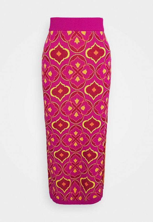 JASMINE SKIRT - Kynähame - pink