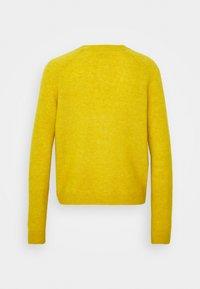 Marc O'Polo - Cardigan - mustard yellow - 1
