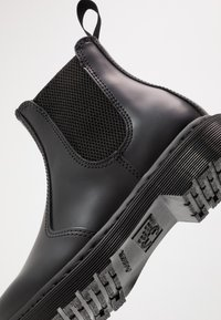 Dr. Martens - 2976 MONO CHELSEA - Korte laarzen - black smooth - 5