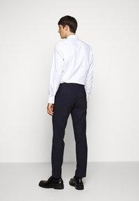 HUGO - ARTI HESTEN - Suit - blue/red check - 5