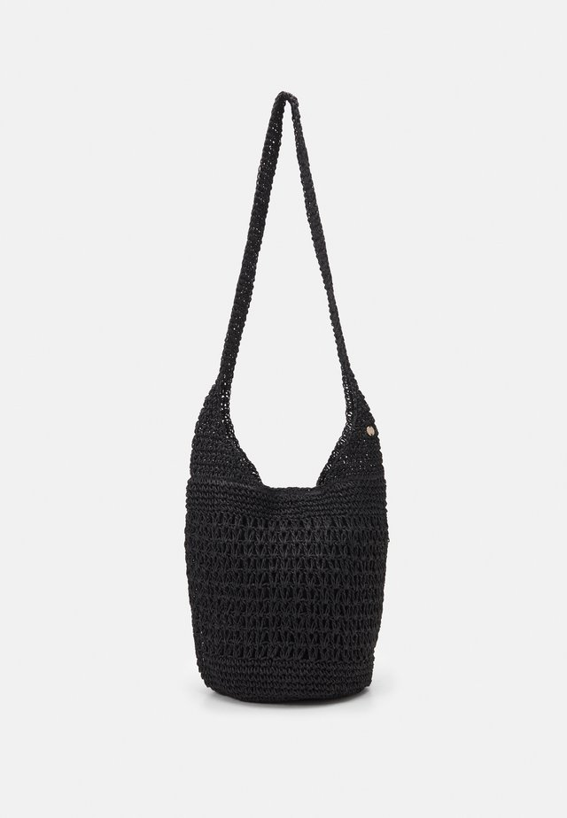 CARRIED AWAY SANDS - Borsa a tracolla - black