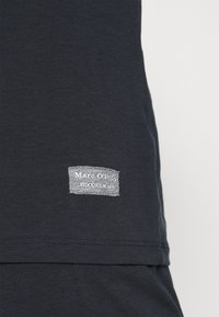 Marc O'Polo - CREW NECK - Pyjama top - nachtblau - 5
