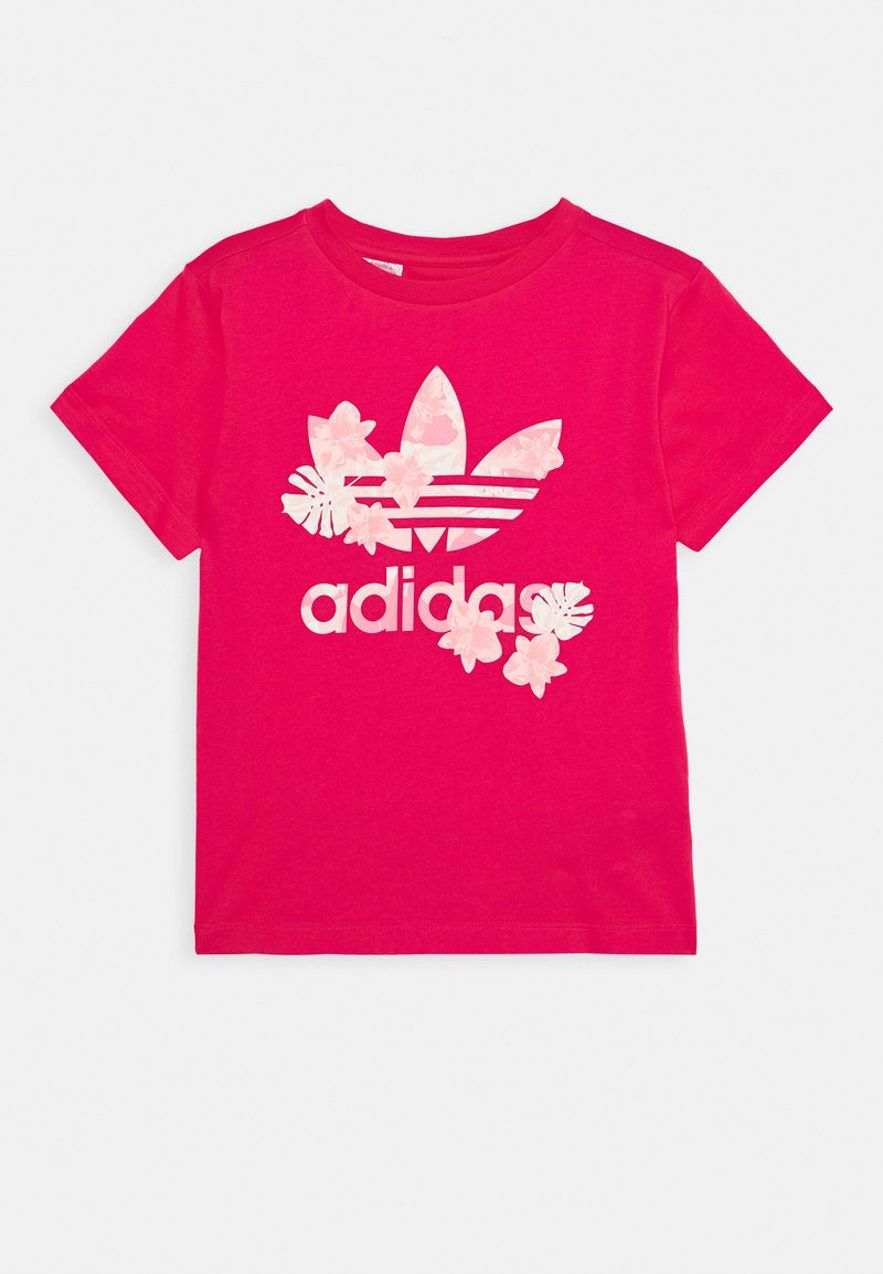 adidas Originals - TEE - Camiseta estampada - power pink