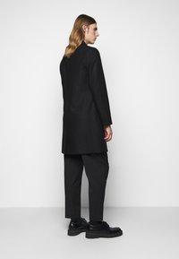 HUGO - MALTE - Classic coat - black - 2