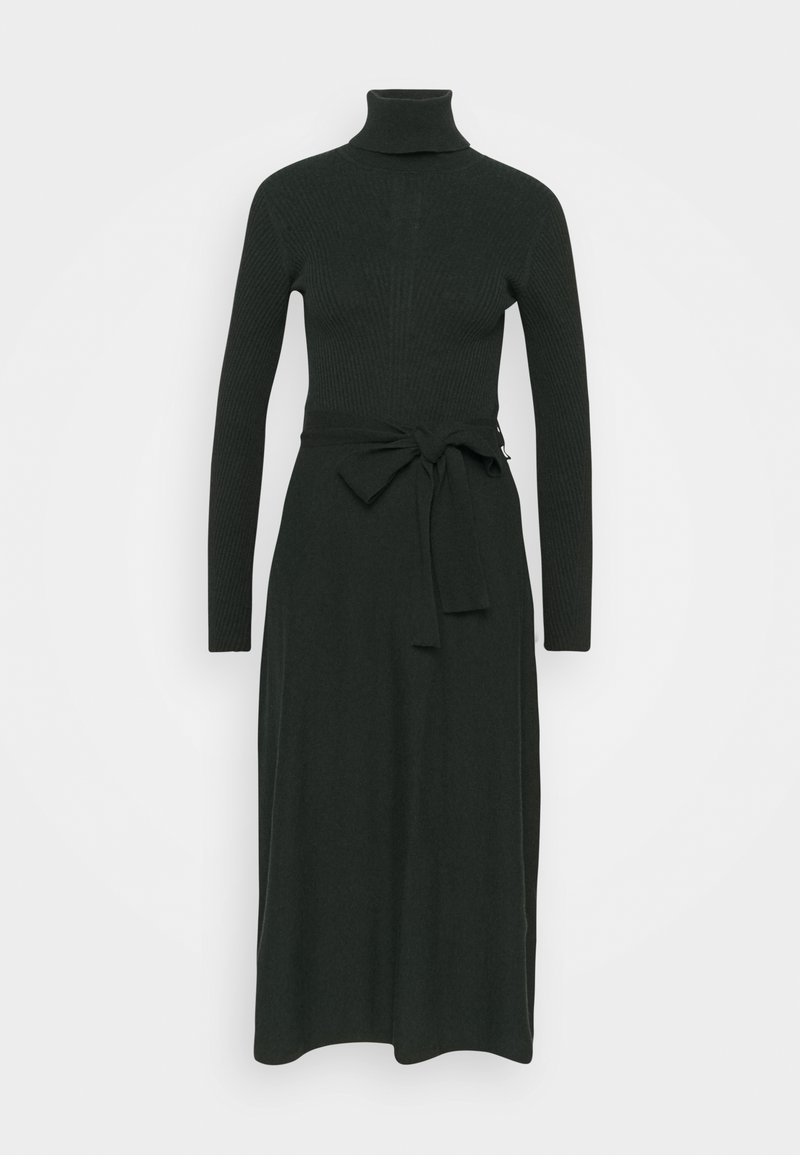 Barbour - FEATHERHALL DRESS - Maxi dress - military olive