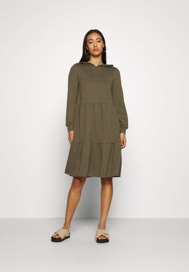 JDYMARY DRESS - Freizeitkleid - kalamata