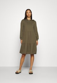 JDY - JDYMARY DRESS - Day dress - kalamata - 1