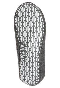 Falke - COSYSHOE - Socks - black - 1