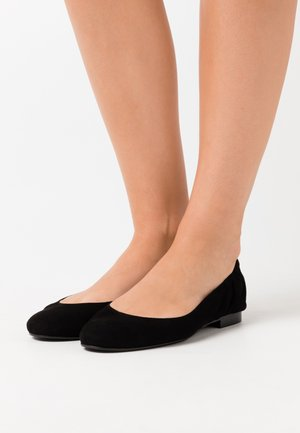 ELASTIC - Ballet pumps - black