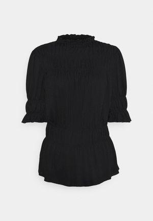 MANNA - Print T-shirt - black