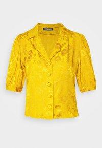 Fashion Union - GABBY - Skjorte - yellow - 4