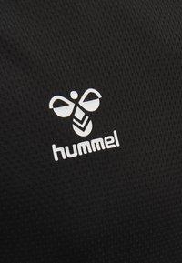 Hummel - LEAD - Print T-shirt - black - 3