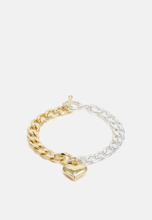 BRACELET - Armband - gold/silver-coloured