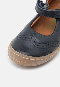 Froddo - MARI - Ankle strap ballet pumps - dark blue - 5