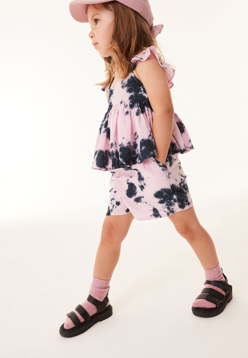 Next - SET - Shorts - pink