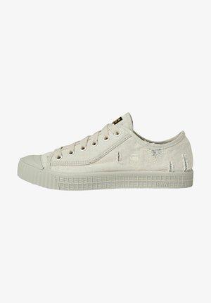 ROVULC 50 YEARS DENIM LOW SNEAKERS - Sneakers laag - ecru