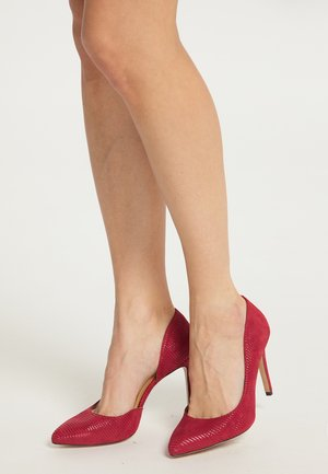 High heels - rot