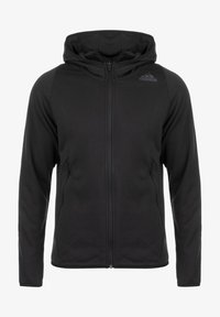 adidas Performance - FREELIFT SWEAT SHIRT CLIMAWARM - Veste de survêtement - black - 0